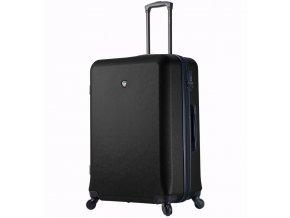 Cestovní kufr MIA TORO M1219/3-L - černá  + PowerBanka nebo pouzdro zdarma