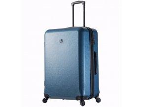 Cestovní kufr MIA TORO M1219/3-L - modrá  + PowerBanka nebo pouzdro zdarma