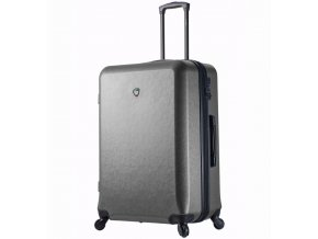 Cestovní kufr MIA TORO M1219/3-L - šedá  + PowerBanka nebo pouzdro zdarma