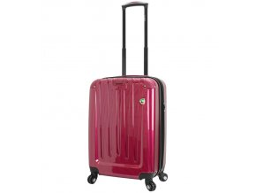 Cestovní kufr MIA TORO M1321/3-S - vínová  + PowerBanka nebo pouzdro zdarma
