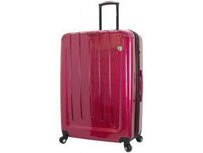 Cestovní kufr MIA TORO M1321/3-XL - vínová  + PowerBanka nebo pouzdro zdarma