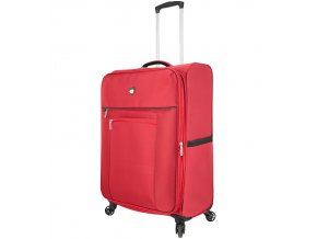 Cestovní kufr MIA TORO M1131/3-M - oranžová  + PowerBanka nebo pouzdro zdarma