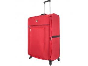 Cestovní kufr MIA TORO M1131/3-L - oranžová  + PowerBanka nebo pouzdro zdarma