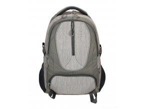 Studentský batoh SPIRIT BOND grey