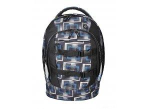Studentský batoh SPIRIT URBAN 03 šedá