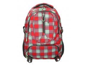 Studentský batoh SPIRIT WIZZARD 03 červená