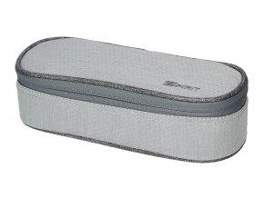Studentský penál SPIRIT MY-BAG 24 šedá