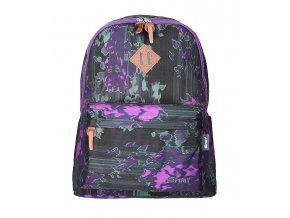 Volnočasový batoh SPIRIT SCOUT 02 fialová