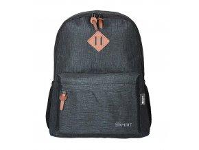 Volnočasový batoh SPIRIT SCOUT 06 černá