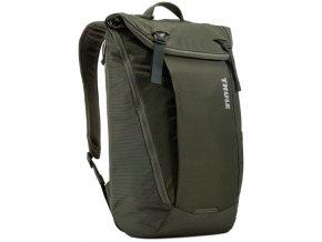 Thule EnRoute™ batoh 20L TEBP315DF - zelený  + Pouzdro zdarma