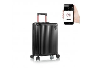 Heys Smart Luggage Airline Aproved S Black  + PowerBanka nebo pouzdro zdarma