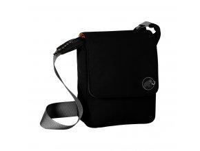 Mammut Shoulder Bag Square 4 black 0001