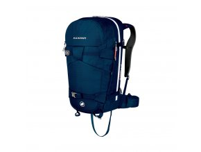 Mammut Ride short Removable Airbag 3.0 marine 5118  + PowerBanka nebo pouzdro zdarma