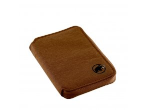Mammut Zip Wallet Mélange timber