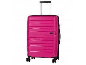 Travelite Kosmos 4w M Pink  + PowerBanka nebo pouzdro zdarma