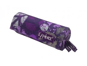 Studentský penál ROLL Peace purple