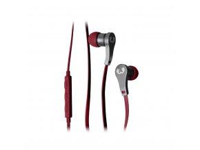 FRESH ´N REBEL Lace Earbuds sluchátka, Ruby, rubínově červená
