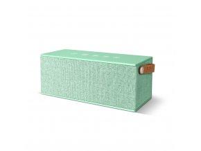 FRESH ´N REBEL Rockbox Brick XL Fabriq Edition Bluetooth reproduktor, Peppermint, světle zelený  + PowerBanka nebo pouzdro zdarma