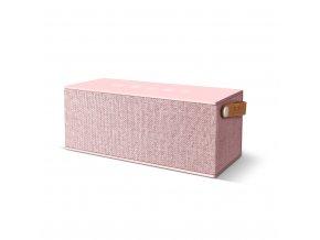 FRESH ´N REBEL Rockbox Brick XL Fabriq Edition Bluetooth reproduktor, Cupcake, růžový  + PowerBanka nebo pouzdro zdarma