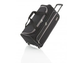 Travelite Basics 2w XL 70 cm Black