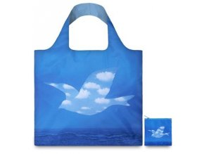 LOQI Bag RENE MAGRITTE The Promise