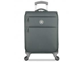 Kabinové zavazadlo SUITSUIT® TR-12552/1-S Caretta Soft Cool Grey  + Pouzdro zdarma