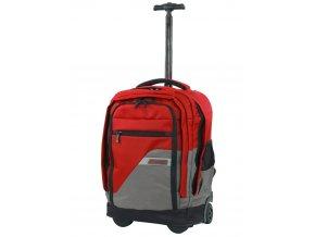 Travelite Kick-Off Backpack Red  + PowerBanka nebo pouzdro zdarma