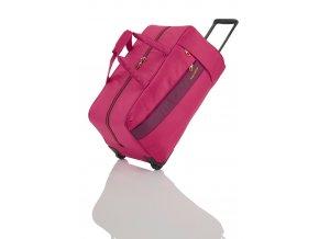 Travelite Kite 2w Travel Bag Pink  + Pouzdro zdarma