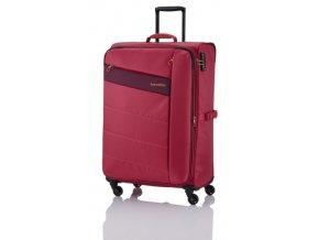 Travelite Kite 4w L Pink  + PowerBanka nebo pouzdro zdarma