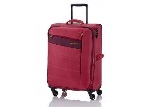 Travelite Kite 4w M Pink  + PowerBanka nebo pouzdro zdarma