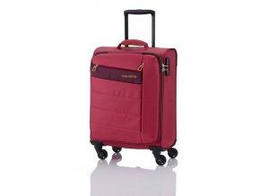 Travelite Kite 4w S Pink  + Pouzdro zdarma