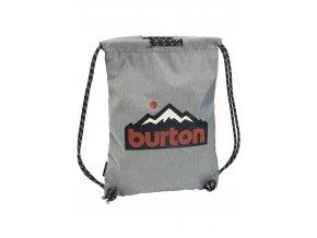 Burton CINCH BAG GREY HEATHER