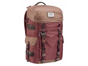 Burton ANNEX ROSE BROWN FLT SATIN 28L