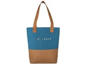 Dámská taška SUITSUIT® BS-71080 Seaport Blue  + Pouzdro zdarma
