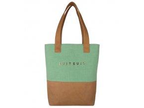 Dámská taška SUITSUIT® BS-71081 Basil Green  + Pouzdro zdarma