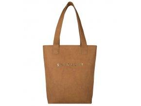 Dámská taška SUITSUIT® BS-71083 Golden Brown  + Pouzdro zdarma