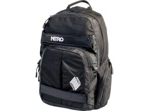 NITRO batoh DRIFTER black