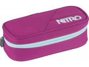 NITRO penál PENCIL CASE grateful pink