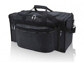 Travelite Minimax Foldable Travel Bag M Black
