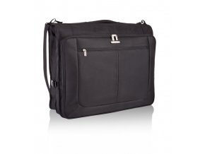 Travelite Mobile Garment Bag Classic Black   + Pouzdro zdarma