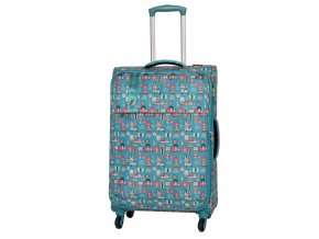 Travelite Lil' Ledy 4w M Turquoise