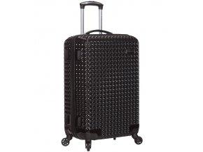 Cestovní kufr SIROCCO T-1195/3-M PC - černá  + PowerBanka nebo pouzdro zdarma