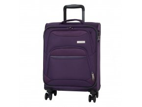 Travelite Kendo 4w S Purple