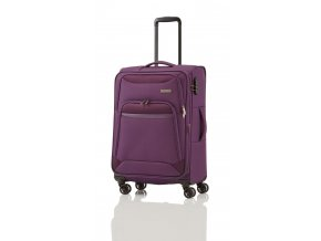 Travelite Kendo 4w M Purple