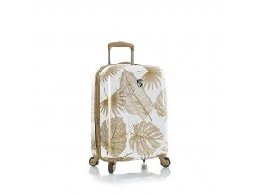 Heys Oasis S White/Gold Leaf