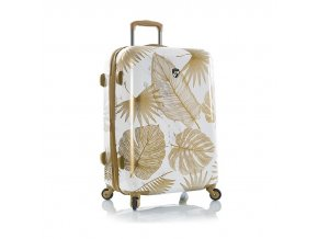 Heys Oasis L White/Gold Leaf