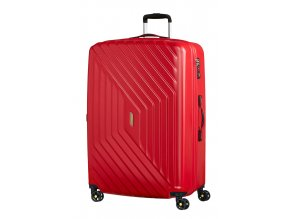 American Tourister AIR FORCE 1 SPINNER 81 XL - FLAME RED