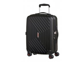 American Tourister AIR FORCE 1 SPINNER 55 S - GALAXY BLACK