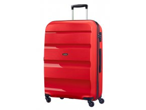 American Tourister BON AIR SPINNER L - MAGMA RED