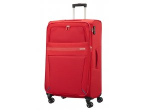 American Tourister SUMMER VOYAGER SPINNER 79 EXP L - RIBBON RED